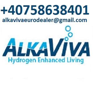 purificateurs filtre ioniseurs d'eau AlkaViva Europe